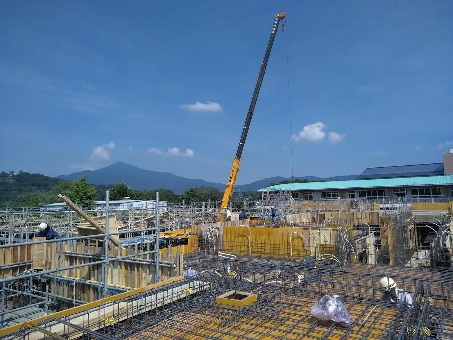 県南地区特別支援学校 新築工事